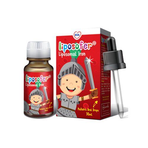 قطره آهن لیپیفر - Lipiferr