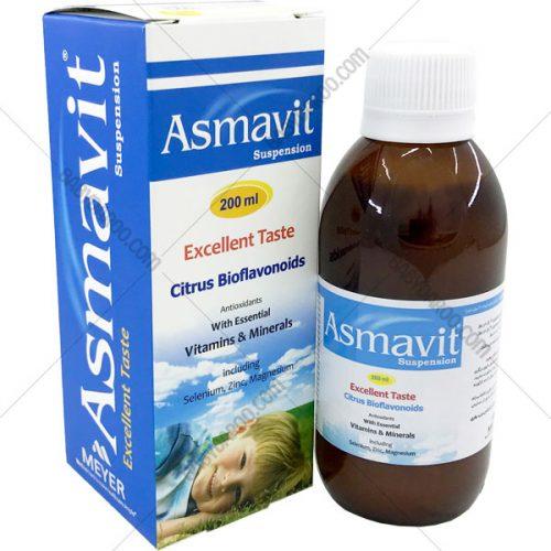 ASMAVIT – شربت آسماویت ویتابیوتیکس