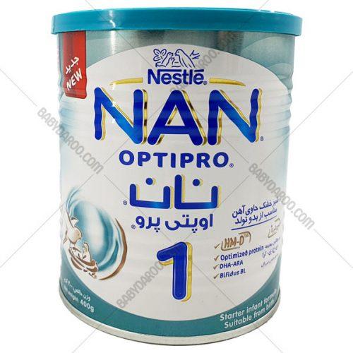 شیرخشک نان پرو 1 - Nestele NAN optipro