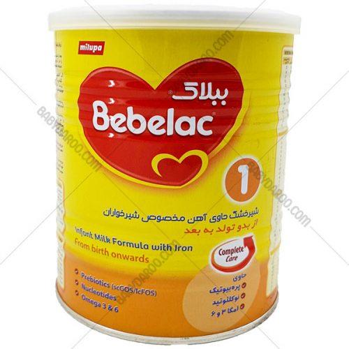 شیرخشک ببلاک 1 - Bebelac Infant Formula 1