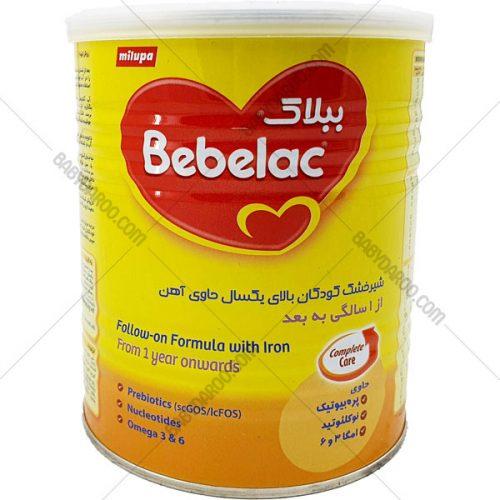 شیرخشک ببلاک یک سال به بالا - Milupa Bebelac 3 Milk Powder
