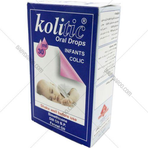 قطره کولیتیک - Kolitic Oral Drops