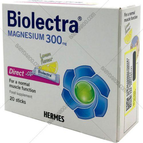 بیولکترا منیزیم دایرکت - Biolectra