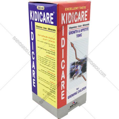 شربت کیدی کر مایر ویتابیوتیکس - Kidicare