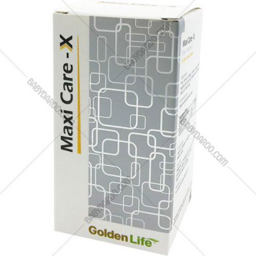 قرص ماکسیکرایکس گلدن لایف - MaxiCare-X