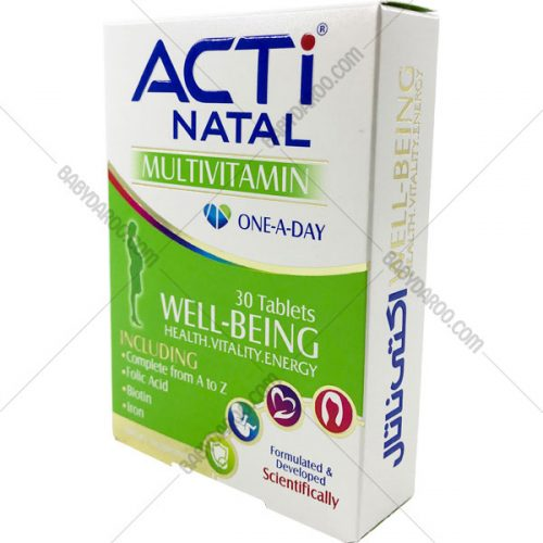 مولتی ویتامین اکتی ناتال - ACTI NATAL Multivitamin