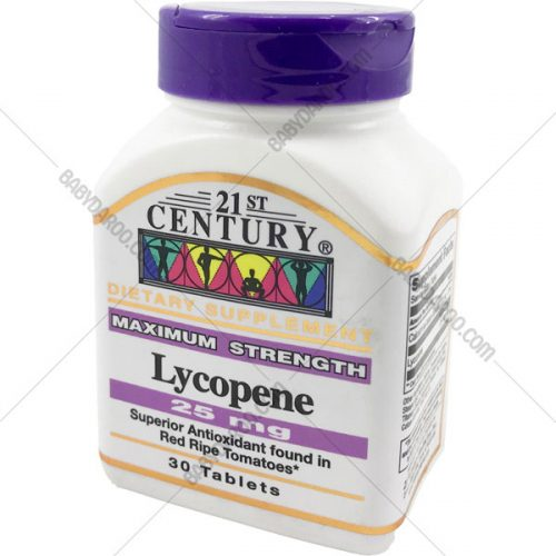 قرص لیکوپن 21 سنتری - 21Century Lycopene