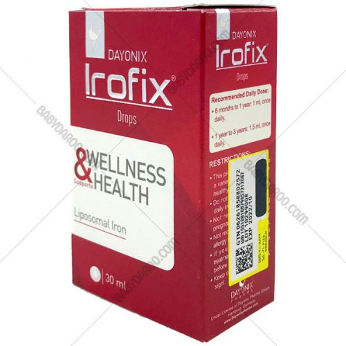 قطره آیروفیکس دایونیکس فارما - Dayonix IronFix
