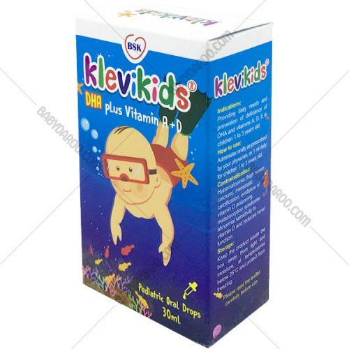 قطره خوراکی کلوی کیدز 30 میلیلیتری - KelviKids DHA plus Vitamin A+D