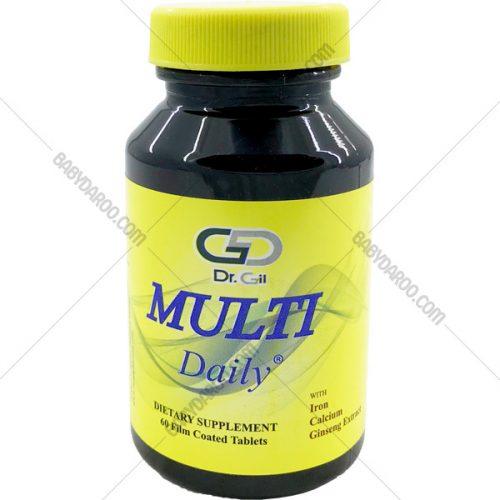 قرص مولتی دیلی دکتر گیل - Dr. Gil Multi Daily