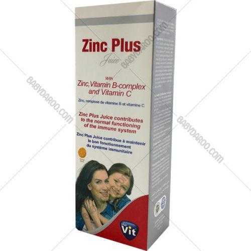 شربت زینک پلاس استار ویت - Star Vit Zinc Plus Juice