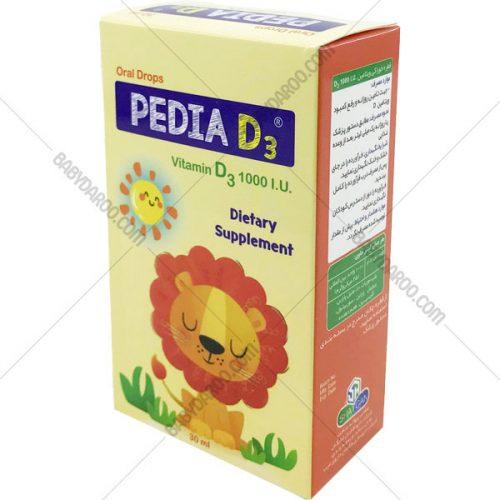 Oral drops Pedia D3 – قطره خوراکی پدیا د3