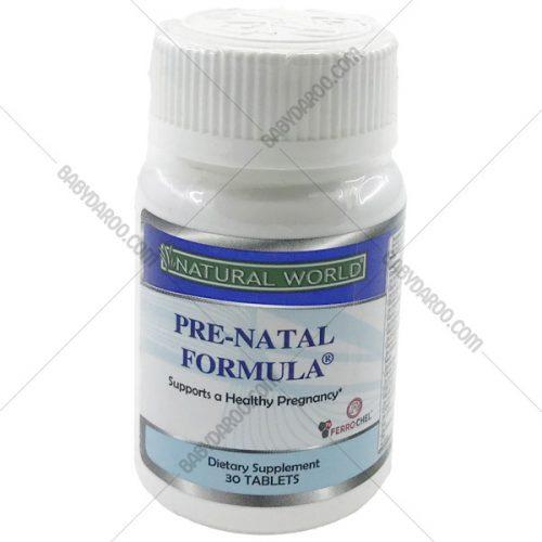 Prenatal Formula - قرص پری ناتال فرمولا