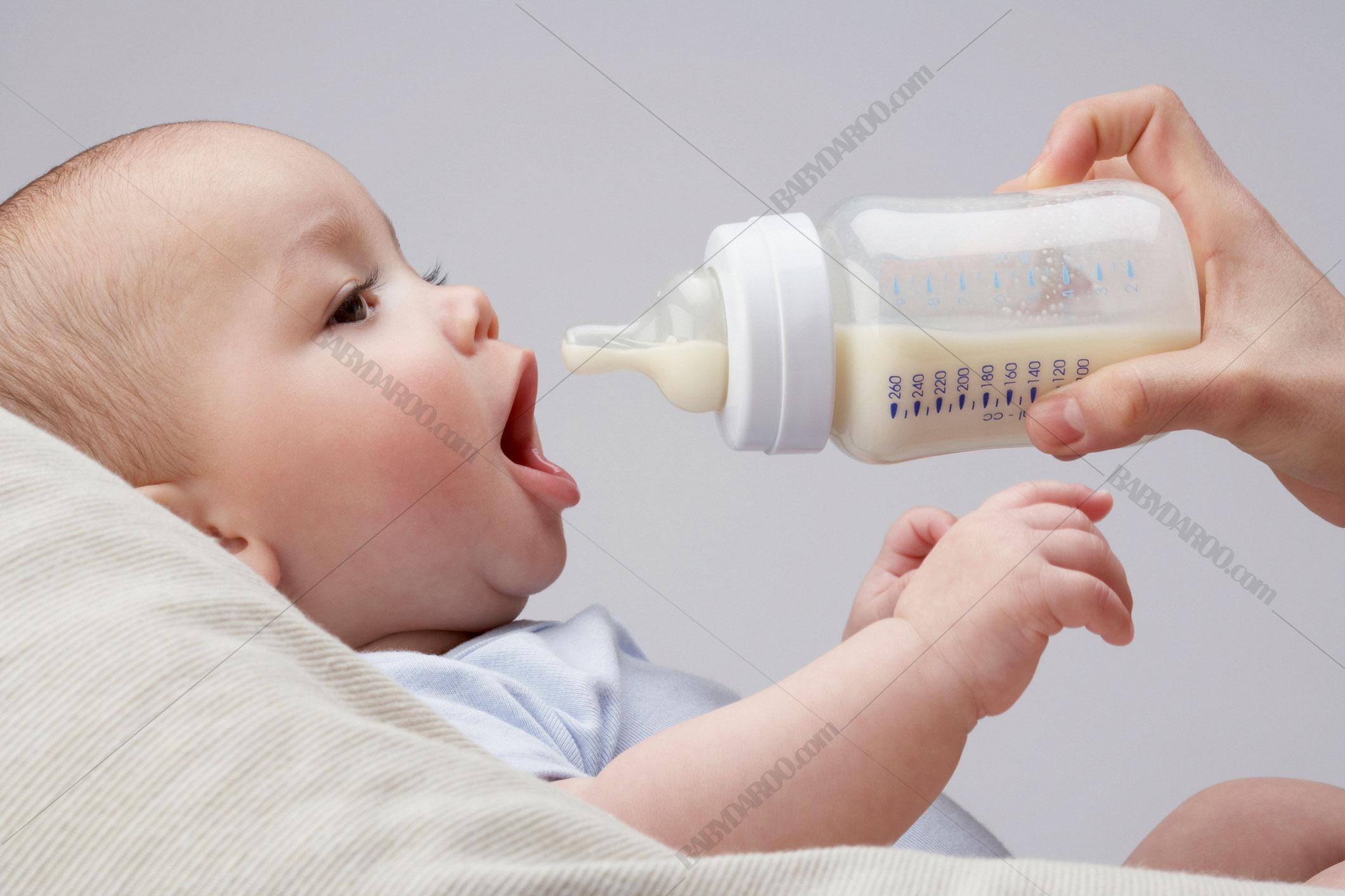 بهترین شیرخشک نوزاد